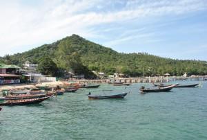 Angekommen in Koh Tao