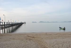 Chumpon Hafen