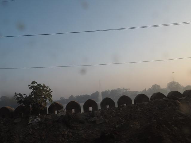 Sonnenaufgang in Udaipur